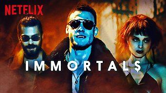 Is Immortals: Season 1 (2018) on Netflix Austria?