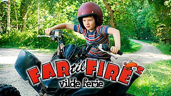 Far til fire's vilde ferie