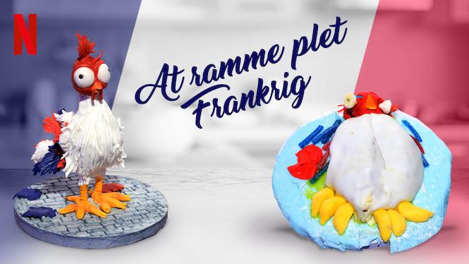 At ramme plet – Frankrig